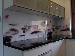 szklane panele kuchenne wrocław